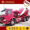 High performance and high price Sinotruck howo 6x4 8 m3 electric cement mixer