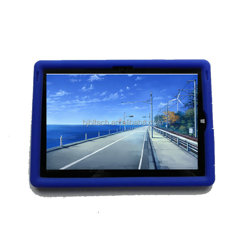 Surface Pro 3 Silicone Rugged Protective case for Microsoft 12.2 inch Surface tablet cover