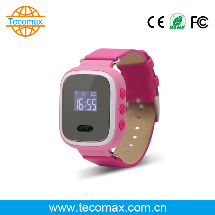 Special Price digital two way communication kid tracking watch
