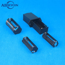 Free shipping Battery holder for 4 AA Battery case 6v Battery Case