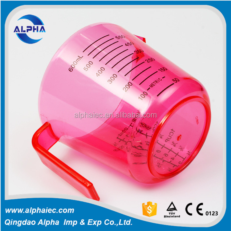 Plastic Measuring cup Lab Measuring cup