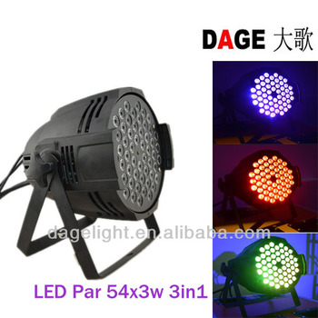 led stage light 54X3W 3in1 from guangzhou baiyun chinese imports wholesale  sc 1 st  Guangdong DAGE Stage Lighting Co. Ltd. - Alibaba & led stage light 54X3W 3in1 from guangzhou baiyun chinese imports ...