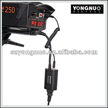 Yongnuo RF-603AC Wireless Flash Receiver for AC Power Studio Flash Light