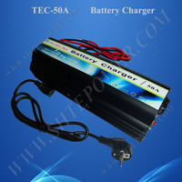Three stage charging mode ac 110v to dc 12v 50a batter chargers for car and bike