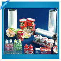 PVC shrink film by roll