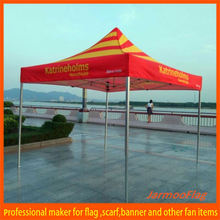 Exhibition Event Marquee Gazebo/ Folding Marketing Canopy/outdoor pvc fabric