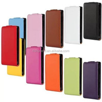For Sony Xperia L S36h C2105 PU leather magnetic flip case skin cover