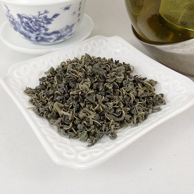 chinese green tea brands dark organic