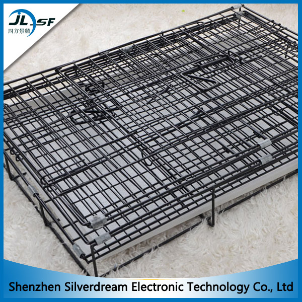 Silverdream cheapest price dog kennel cage stainless steel/foldable dog cage/dog cage singapore sale