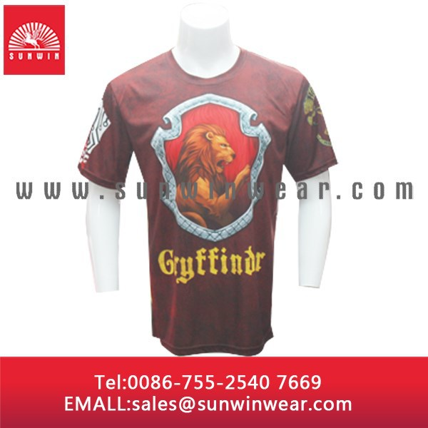 wholesale t shirt printing asia all over sublimation printing t-shirt bulk t shirt printing