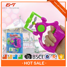 Cheap best promotional plastic blowing bubble toys for sale