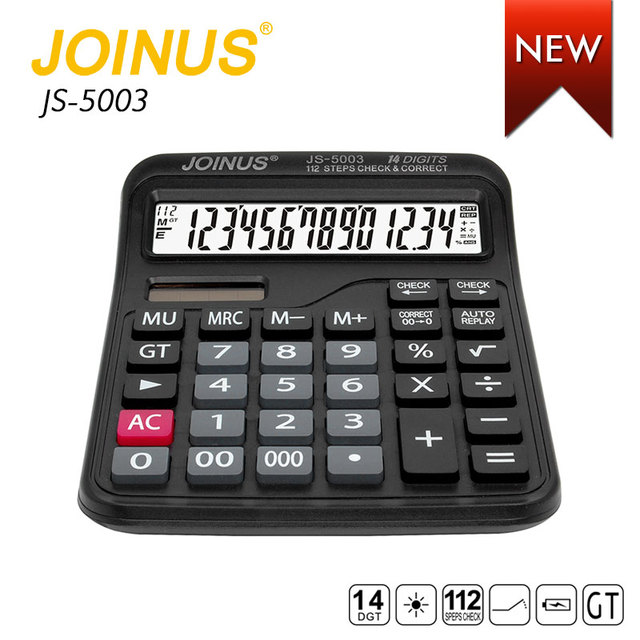 Wholesale Promotion Price Supply Business Custom 12 Digits Solar Electronic Calculator
