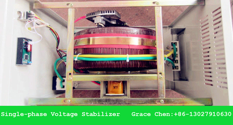 Single-phase Voltage Stabilizer Supplier In China Factory Directly
