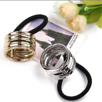Types Of Metal Synthetic Ponytail Holder Headband For Thick Hair