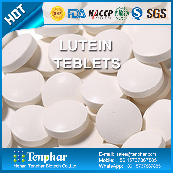 2016 Hot Sale Gift Function Lutein and Zeaxanthin Pills