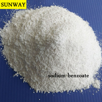 Benzoic Acid Sodium Salt Sodium Benzoate Powder e211