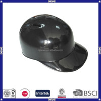 made in China cheap price customized plastic baseball helmet
