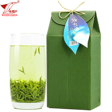 WEIDUZHEN Brand 2018 Early Spring New Age Natural Health Green Tea Ganlu 100g In Paper Box