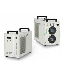 high quality water cooling chiller cw-5200 price for laser machine parts