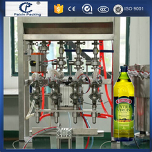 CE standard edible oil filling line Full automatic bottling