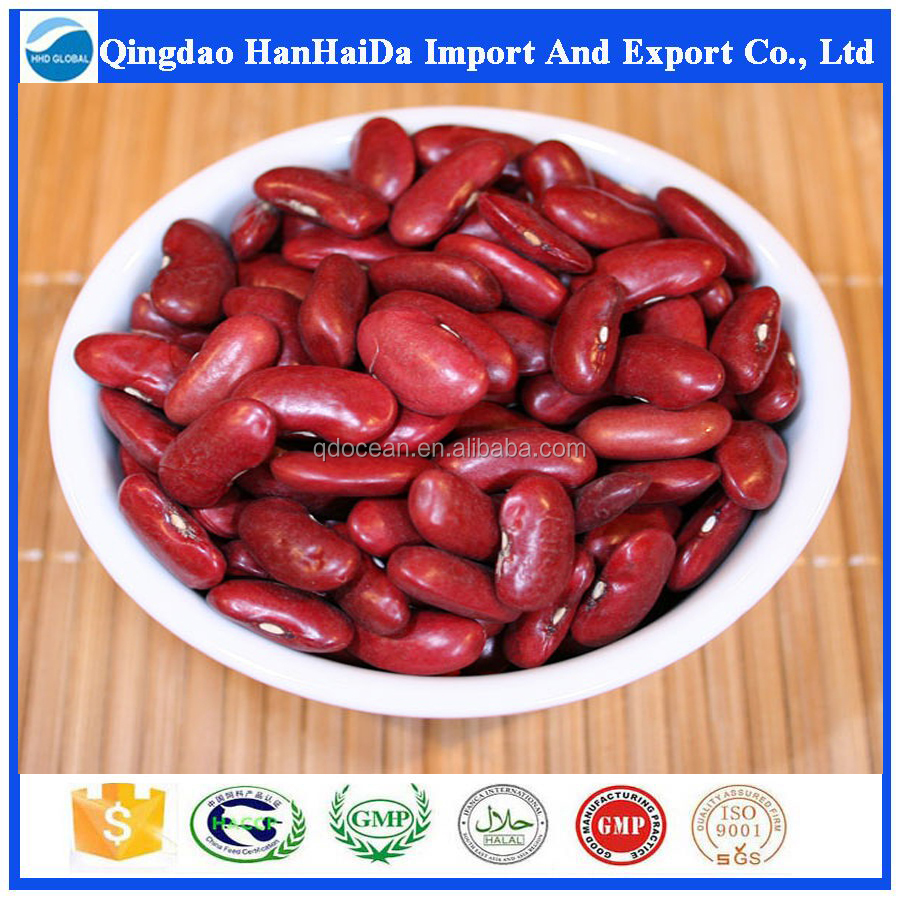High quality white or red kidney bean with reasonable price !!