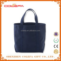 Foldable Promotional Gift Bags Canvas Shopping Tote Eco Friendly