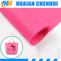 White/Blue/Red/green Strong Industrial Non Woven Wiping Fabric Spunlace Nonwovens for packing bag