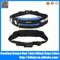 Alibaba China fashion jogging bum hip bag unisex gender custom running waist belt bag