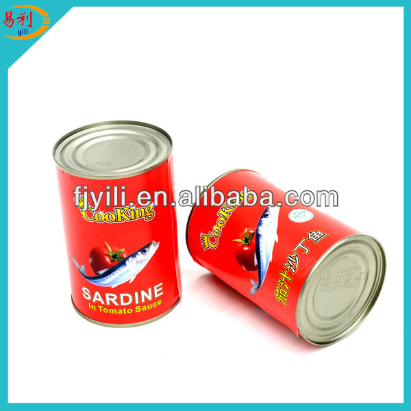 Ingredient canned sardine fish in tomato sauce buy for Fishpond products