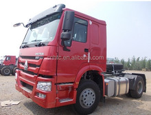 SINOTRUK HOWO Truck 4*2 Container Semi-Trailer Tractor