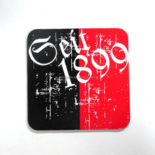 Custom funny gifts and own unique logo top quality blank mdf cork coaster/silicone cup coaster souvenir send to friends