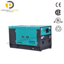 15KW soundproof diesel generator set with Laidong engine