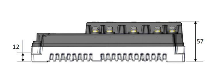 Pure Sine Wave Dc Motor Controller 48v