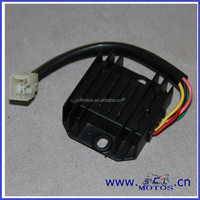 SCL-2012120020 Motorcycle parts for honda c110 rectifier regulator