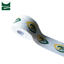 Printed sports printed strapping tape