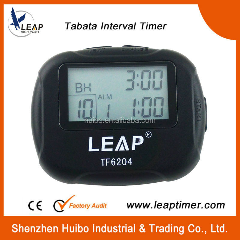 low price digital weight lifting interval timer