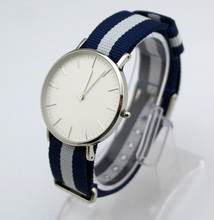 new design ultrathin D/W watches men , Japan movt quartz watch stainless steel back with high quality genuine leather