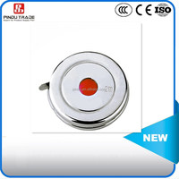 mini retractable tape measure with metal case