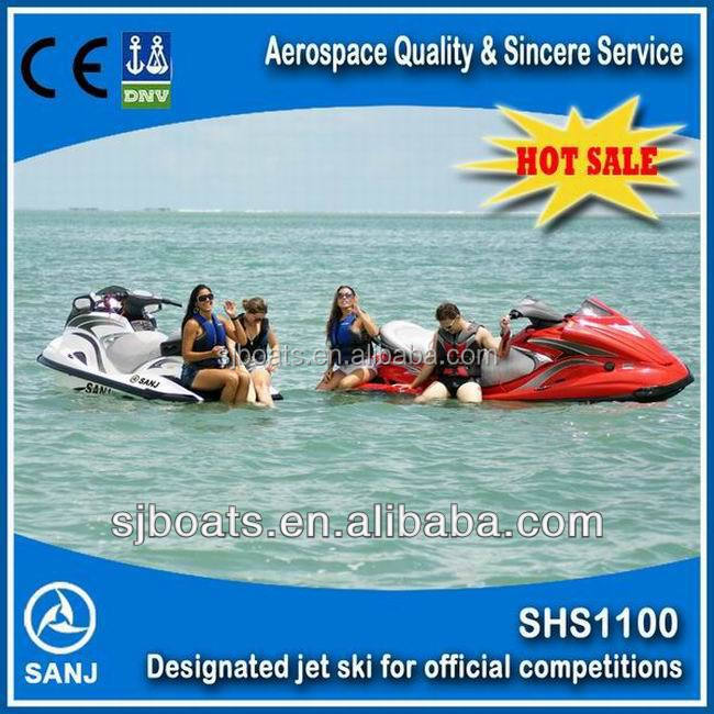 SHS1100 4 stroke motorcycle jet ski manufacture with CE& DNV certification