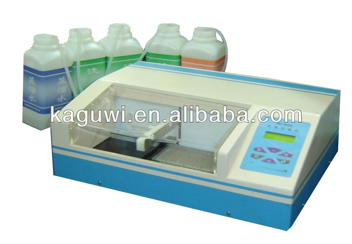 Elisa Washer with Microplate Washer