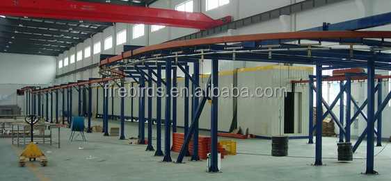 Q345 Storage Warehouse safe teardrop Heavy Duty Racking System