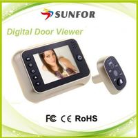 new product for home new design digital door camera video