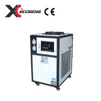 chiller machine mini air cooled water chiller