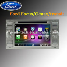 <strong>Car</strong> <strong>dvd</strong> 2din radio gps bluetooth for Ford Focus Galaxy Kuga fiesta