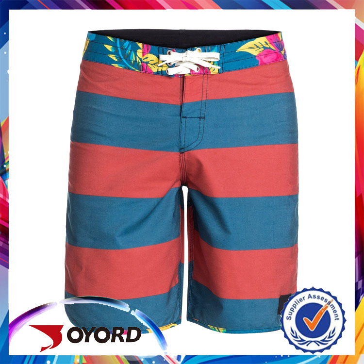 Custom your brand dry fit surf board shorts for fishing