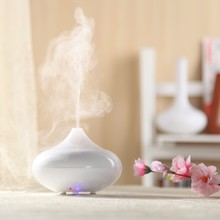 2014 new mini pearl white portable air freshener for home