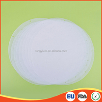 disposable high temperature wax baking paper in roll for hotel