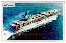 reliable sea freight forwarder container shipping from Shanghai/Hangzhou/Ningbo to Montreal/ CANADA - Skype:boingcassie