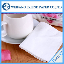 restaurants wet serviettes airlaid paper tablet napkin