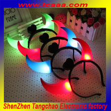 2014 hot selling led flashing horns